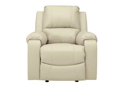 Rackingburg Cream Rocker Recliner,Signature Design By Ashley