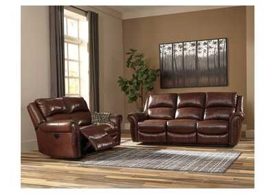 Image for Bingen Harness Power Reclining Sofa & Loveseat