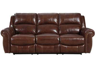 Bingen Harness Reclining Sofa,Signature Design By Ashley