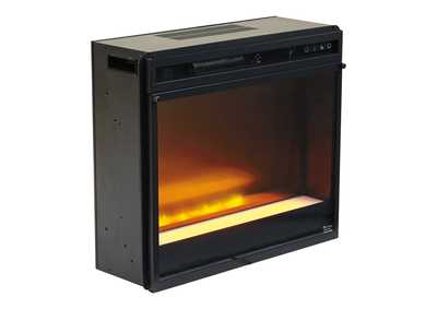 Image for Glass/Stone LED Fireplace Insert