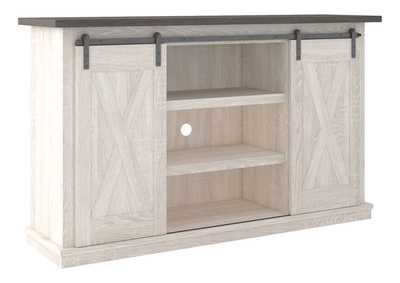 "Image for Dorrinson Two-tone 54"" TV Stand"