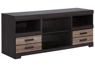 "Image for Harlinton Warm Gray 63"" TV Stand"