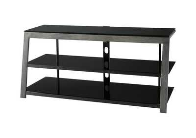 Image for Rollynx Black TV Stand