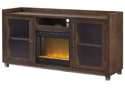 "Image for Starmore 70"" TV Stand with Electric Fireplace"
