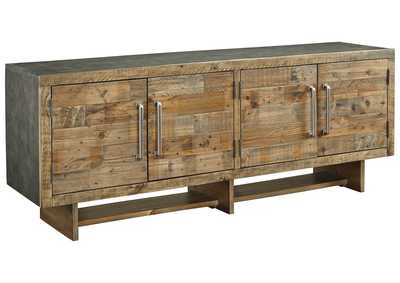 Image for Mozanburg Extra Large TV Stand