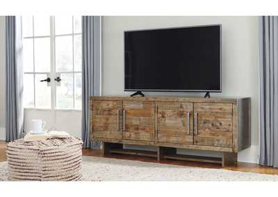 Mozanburg Extra Large TV Stand,Signature Design By Ashley