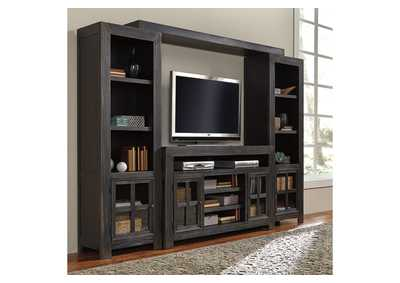 Image for Gavelston Black Entertainment Center