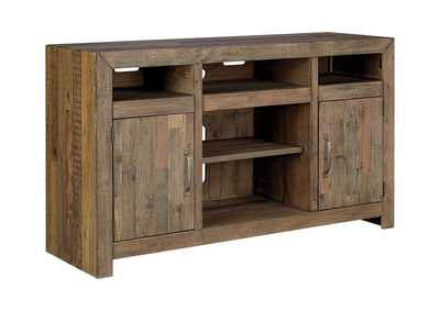 "Image for Sommerford Brown 62"" TV Stand"