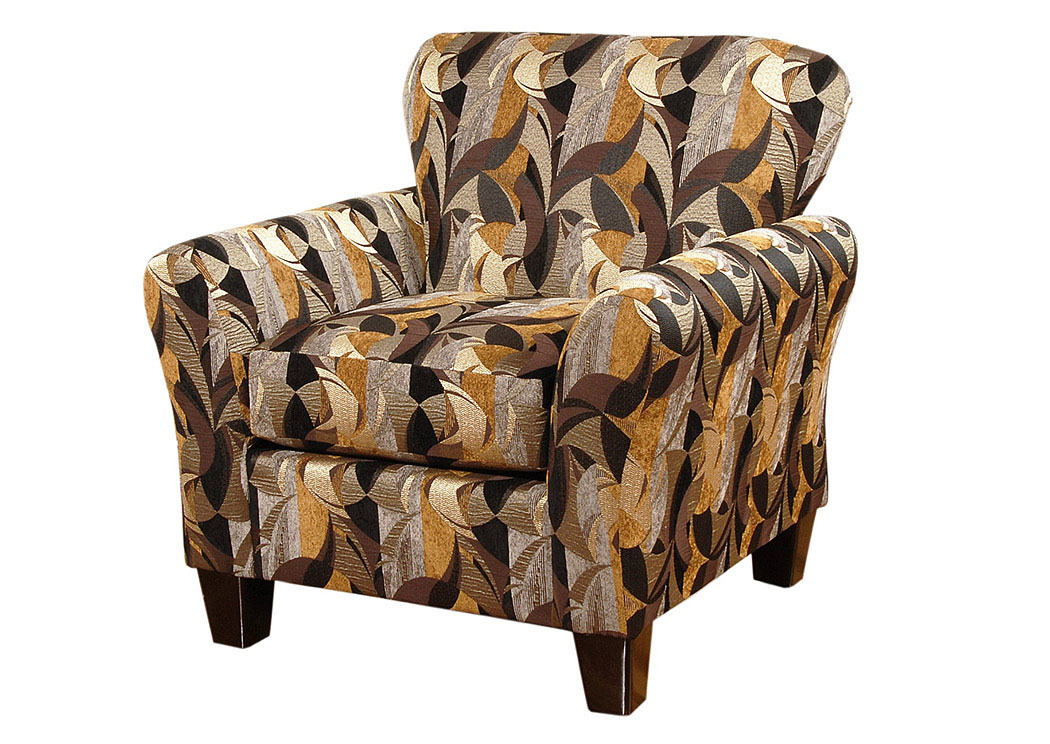 Radical Peppercorn Accent Chair,Hughes Furniture