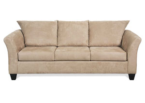 Sienna Mocha Stationary Sofa