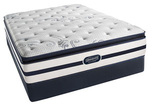 Image for Beautyrest Recharge Broadway Pillow Top Plush King Mattress