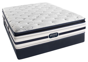 Image for Beautyrest Recharge Riversong Pillow Top Luxury Firm King Mattress