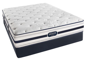Image for Beautyrest Recharge Riversong Plush King Mattress