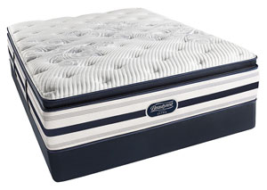 Image for Beautyrest Recharge Sixth Ave Pillow Top Luxury Firm King Mattress