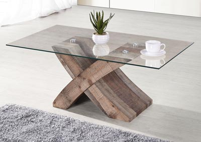 Image for Elden Wood Coffee Table
