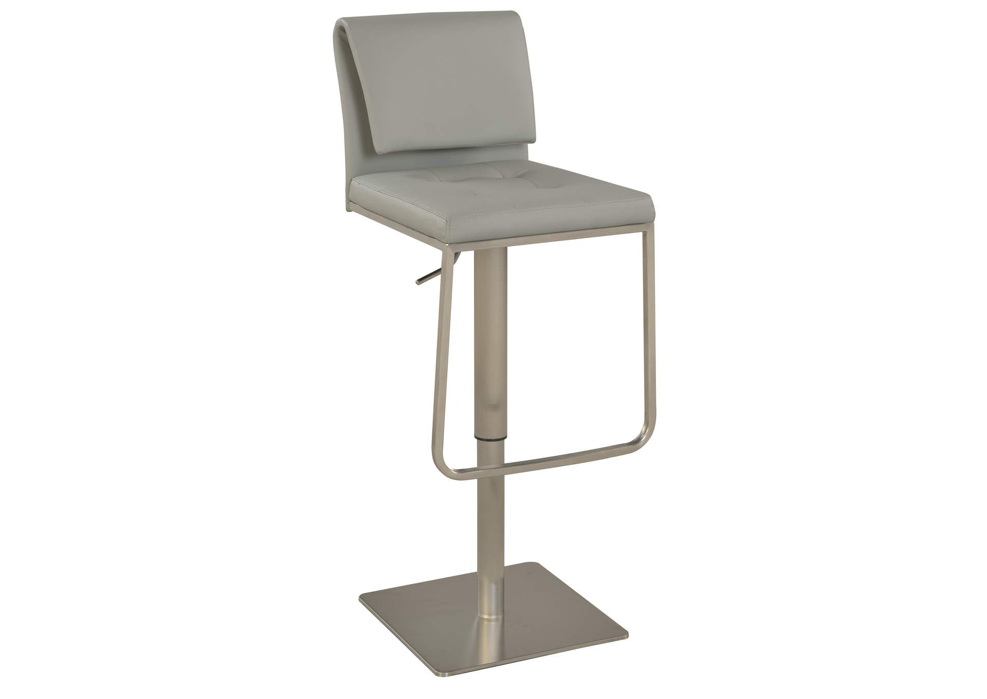 Grey Pneumatic Stool,Chintaly Imports