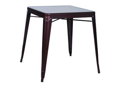 Image for Copper Galvanized Steel Dining Table