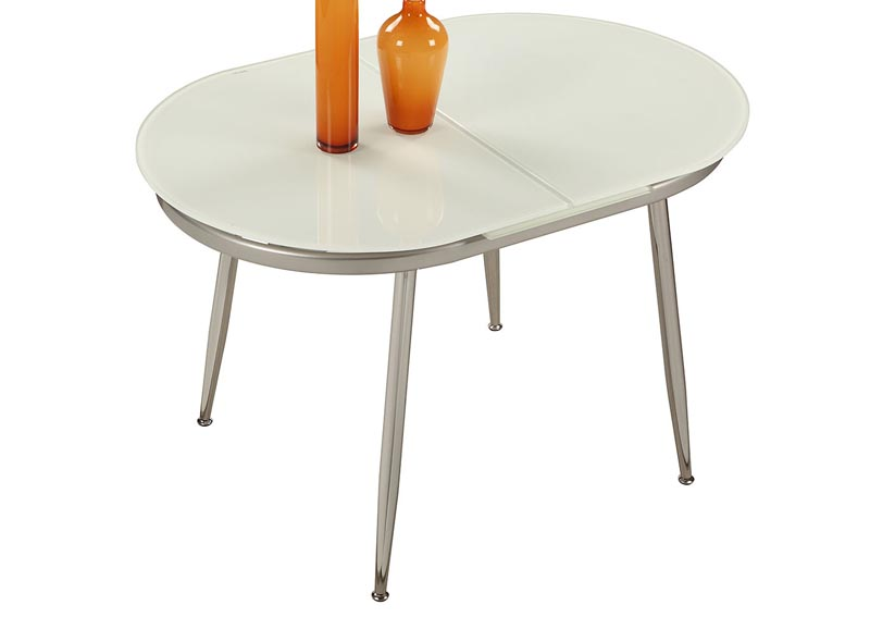 Donna Self Storing Extension Dining Table