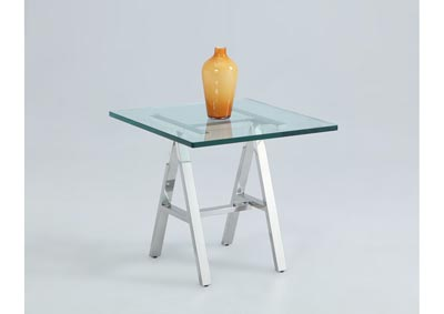 Image for Karen Clear Lamp Table