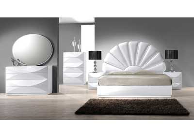 Image for Paris Queen Platform Bed