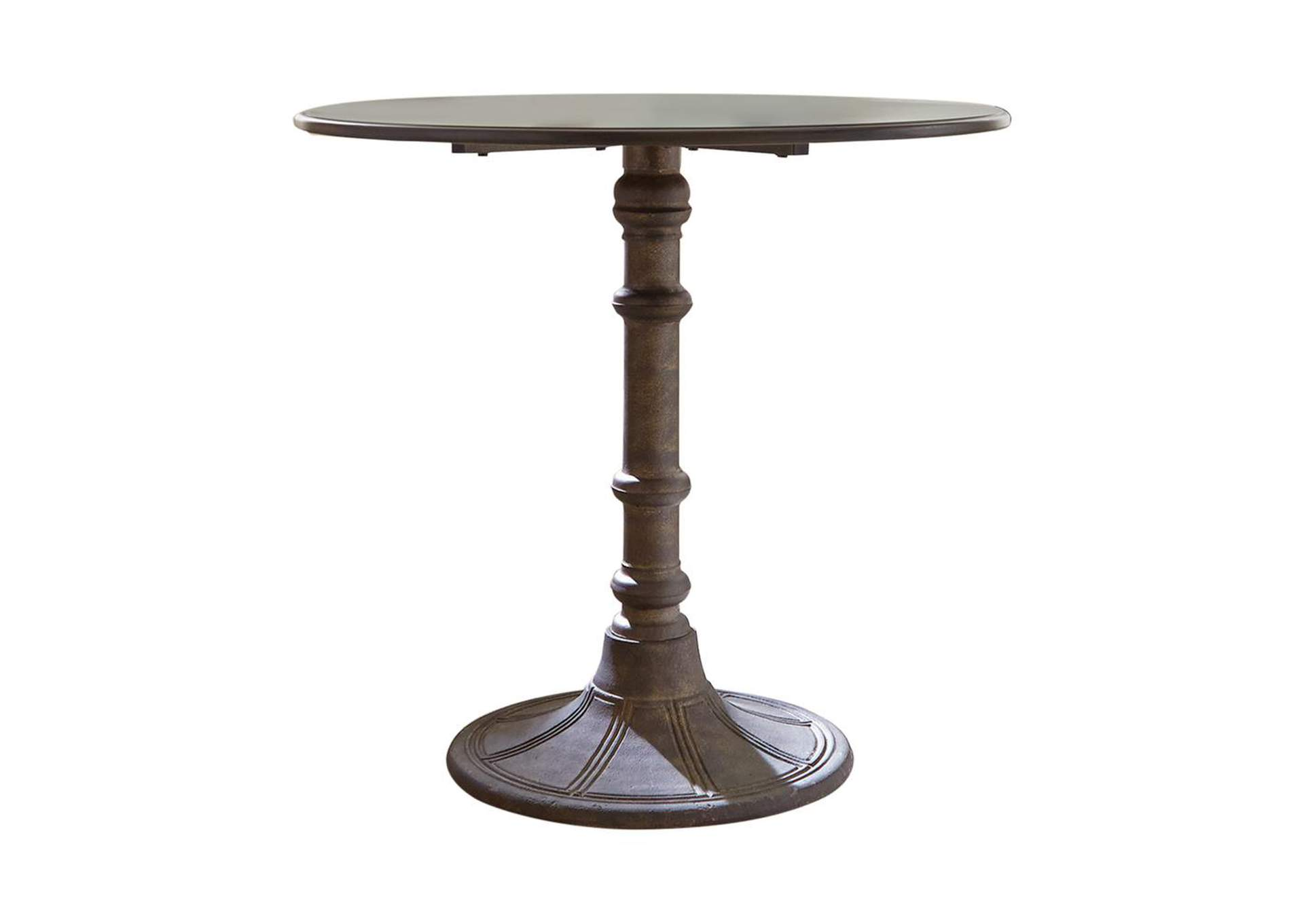 Delta Oswego Traditional Bronze Dining Table,Coaster Furniture