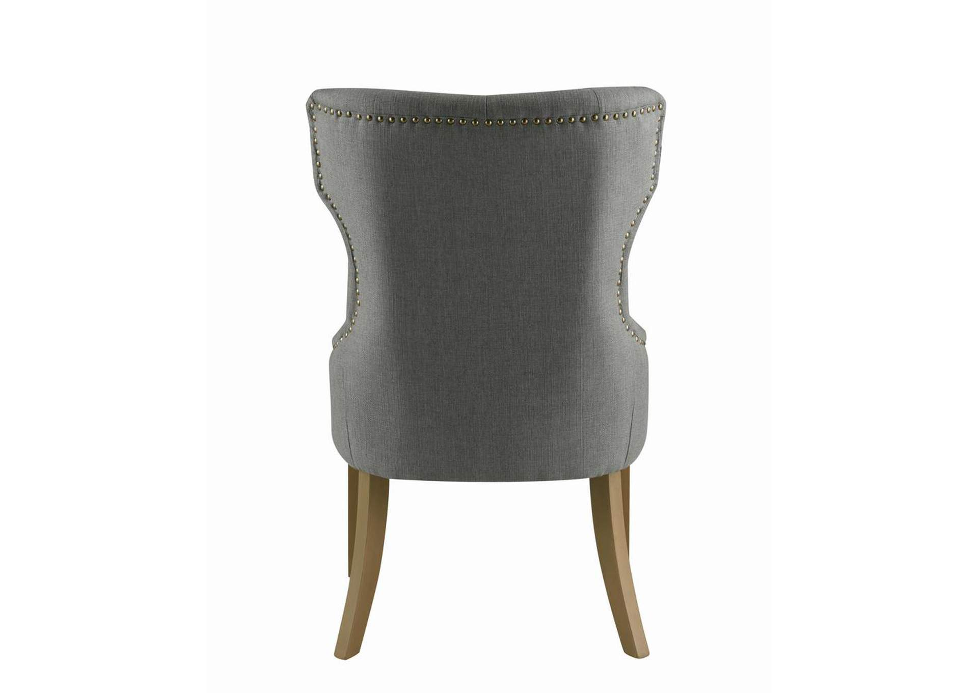 Florence Tufted Upholstered Dining Chair Grey,Coaster Furniture