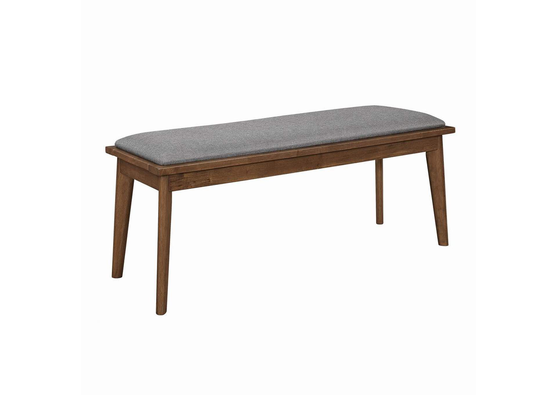 Gray Dining Bench,Coaster Furniture