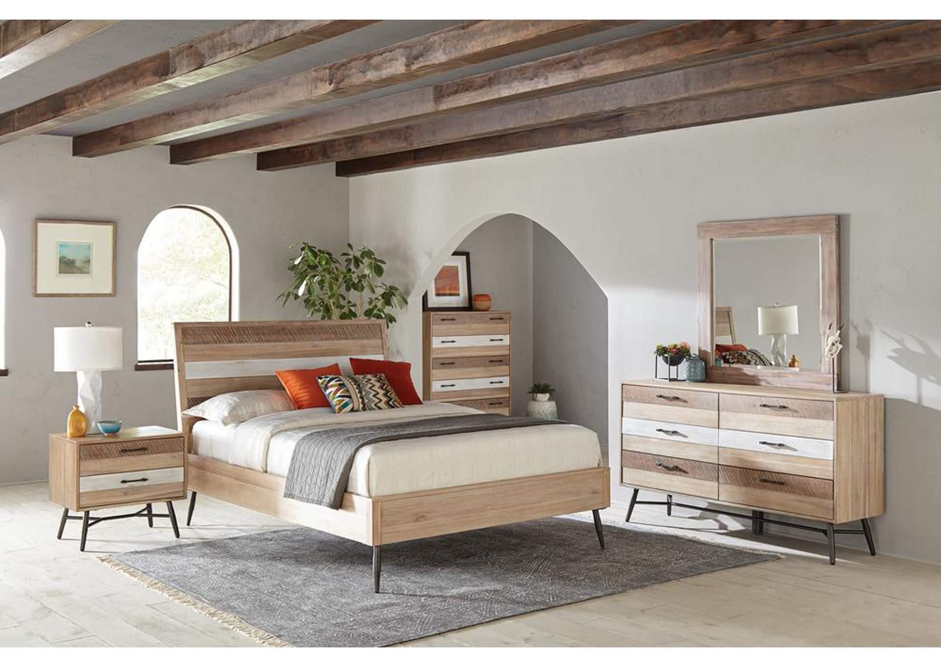 Tide 5 Piece California King Bedroom Set Best Buy Furniture And Mattress