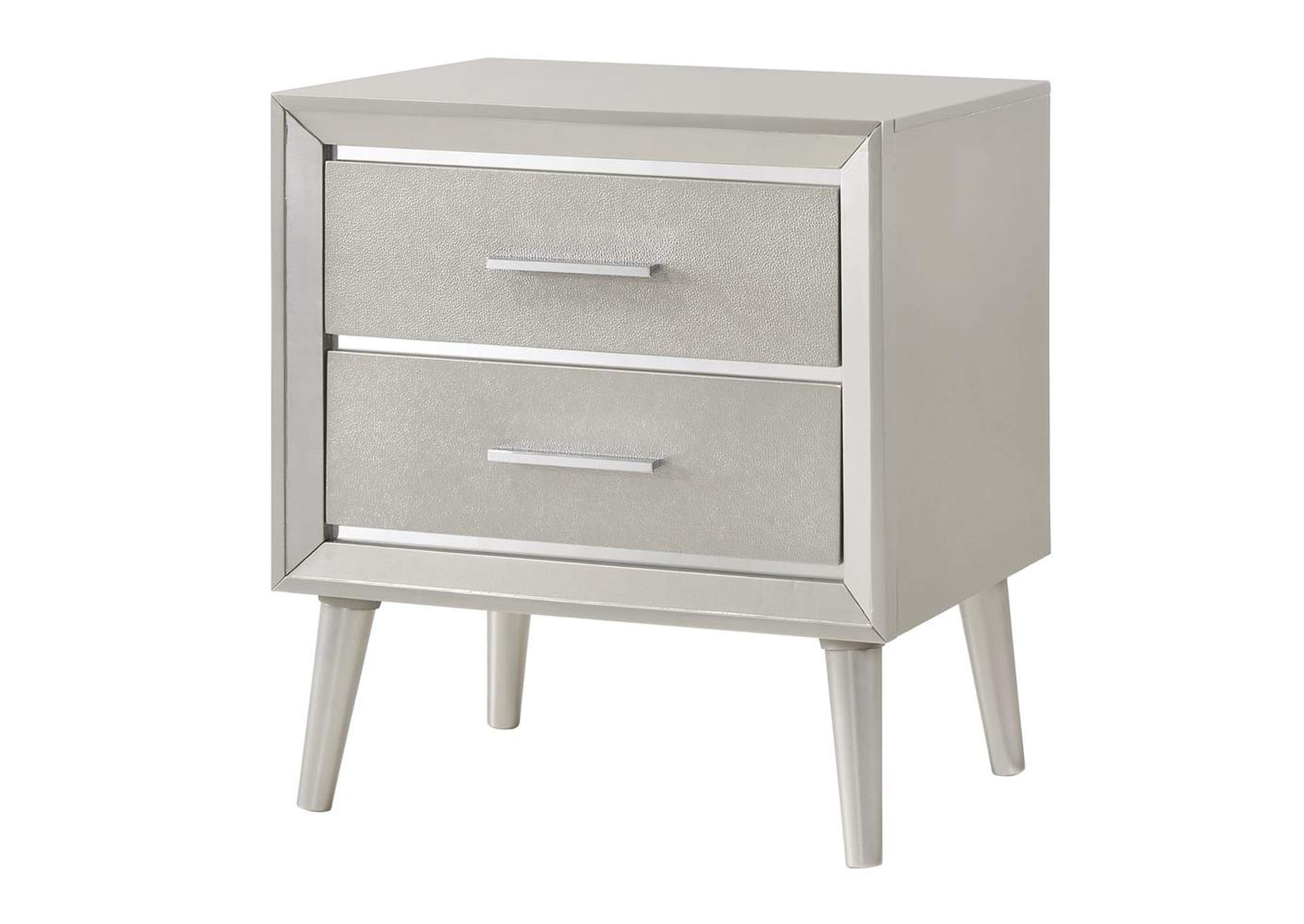 Tide Nightstand,Coaster Furniture