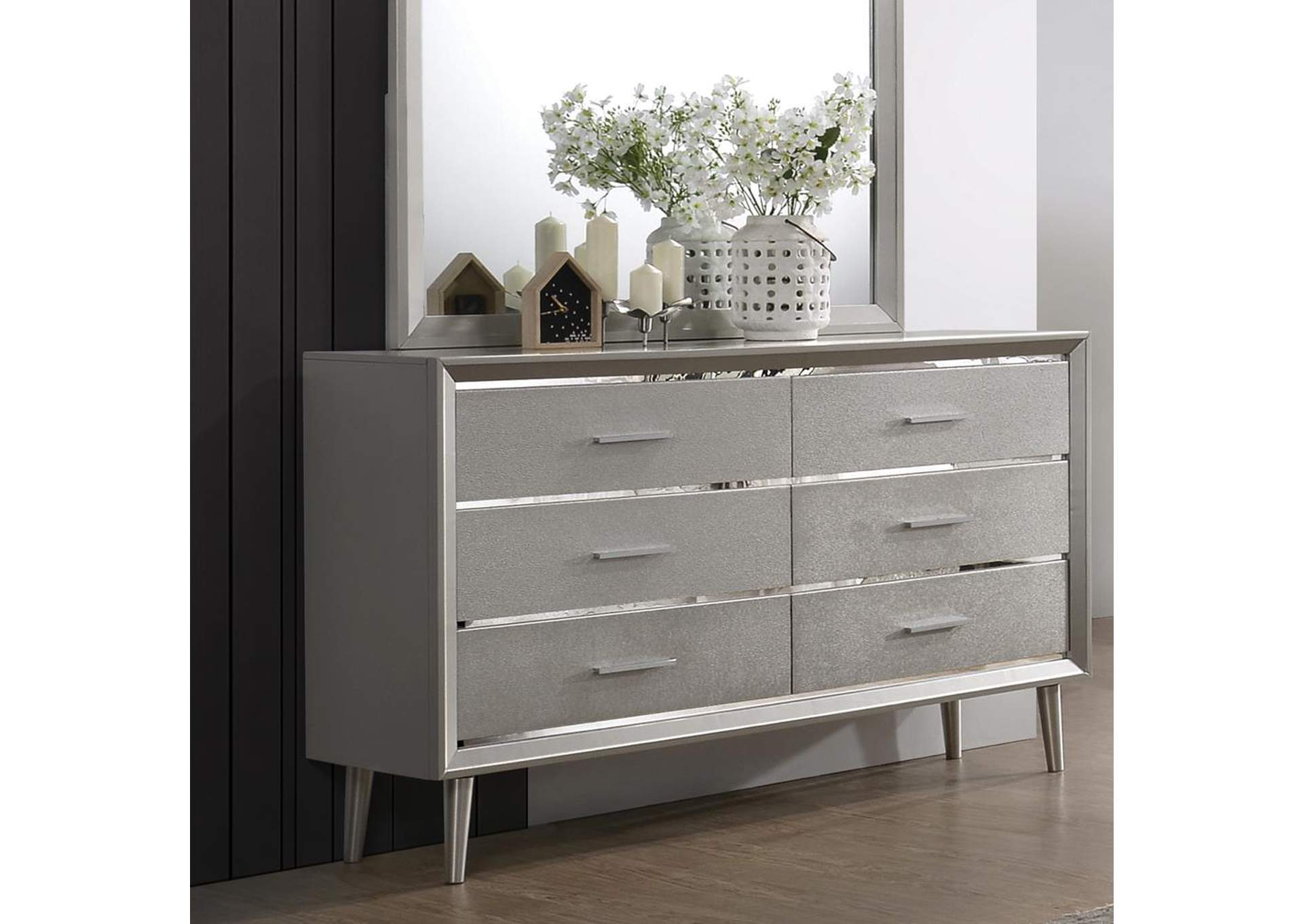 Napa Dresser,Coaster Furniture