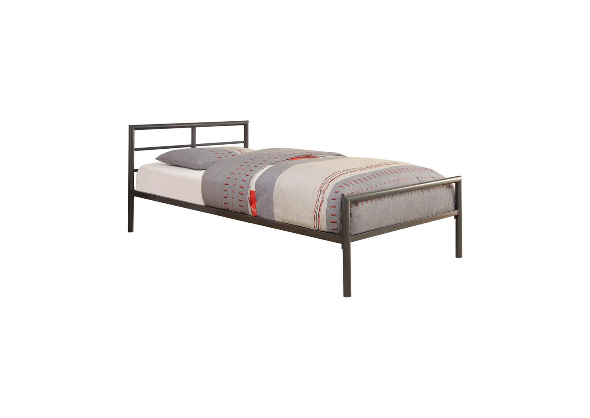 Chestnut Fisher Twin Bed,Coaster Furniture
