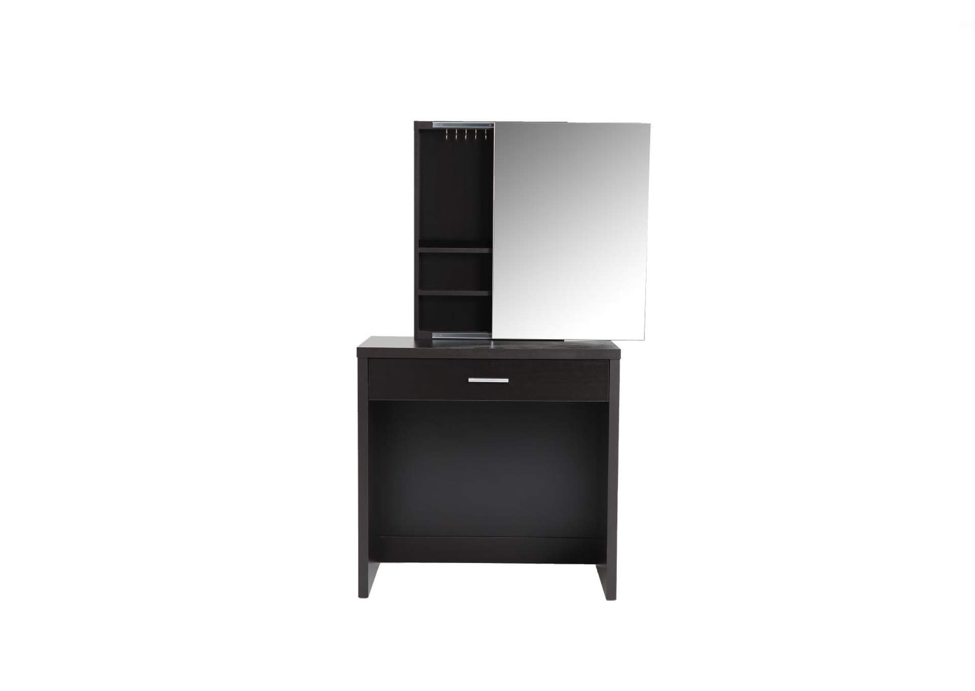 Cappuccino Cappuccino Vanity and Storage Dining Bench,Coaster Furniture