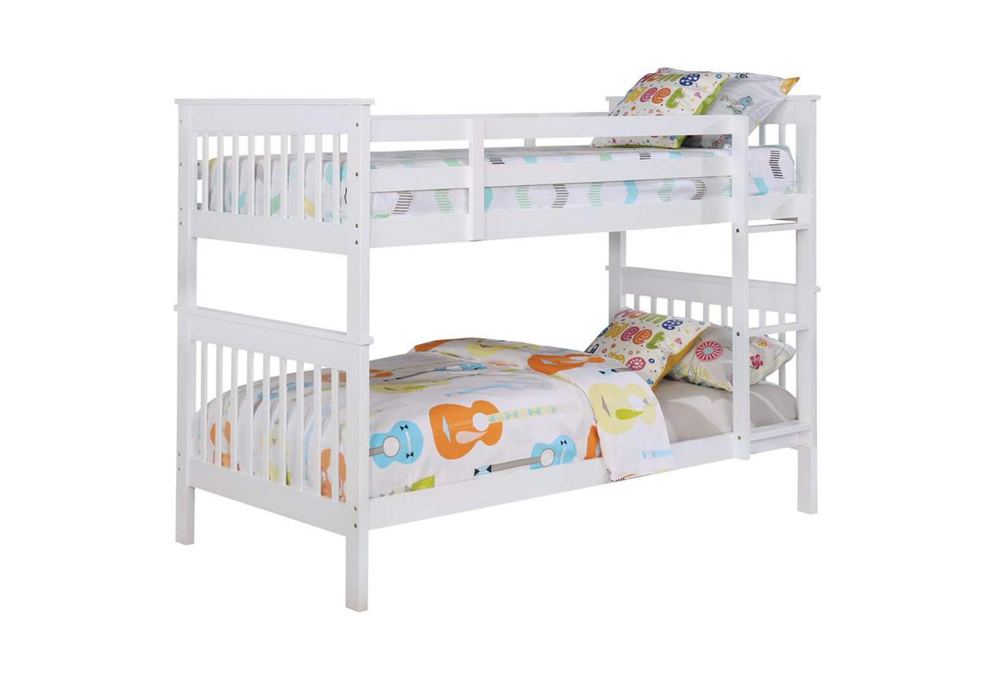 Mischka Twin/Twin Bunk Bed,Coaster Furniture