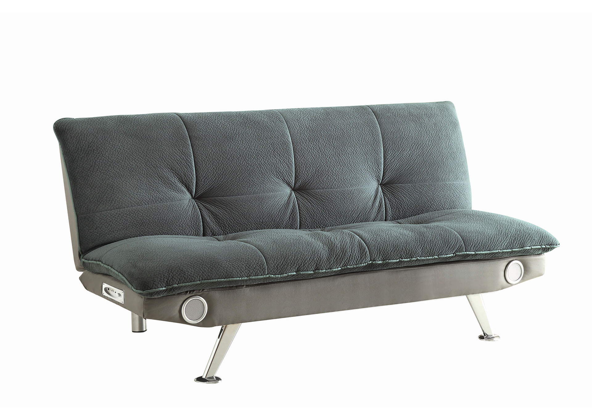 Grey Casual Grey Sofa Bed,Coaster Furniture