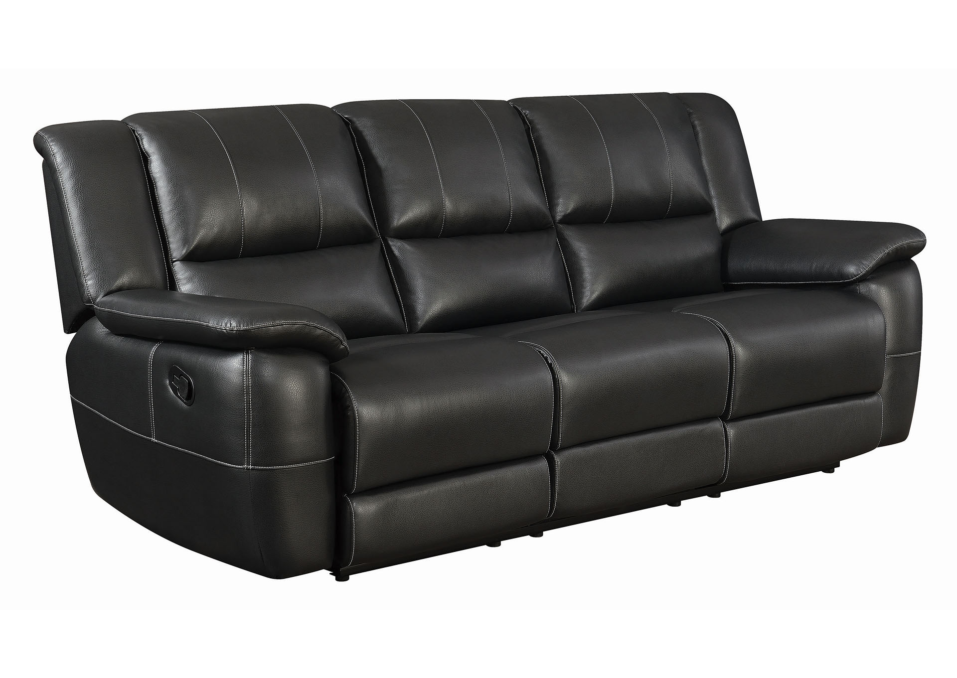 Mine Shaft Lee Transitional Motion Sofa,Coaster Furniture