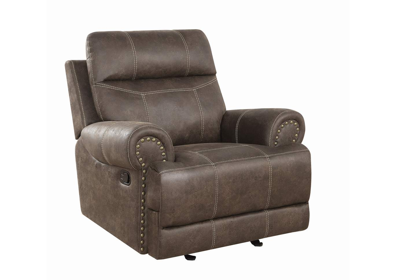 Pine Cone Glider Recliner,Coaster Furniture