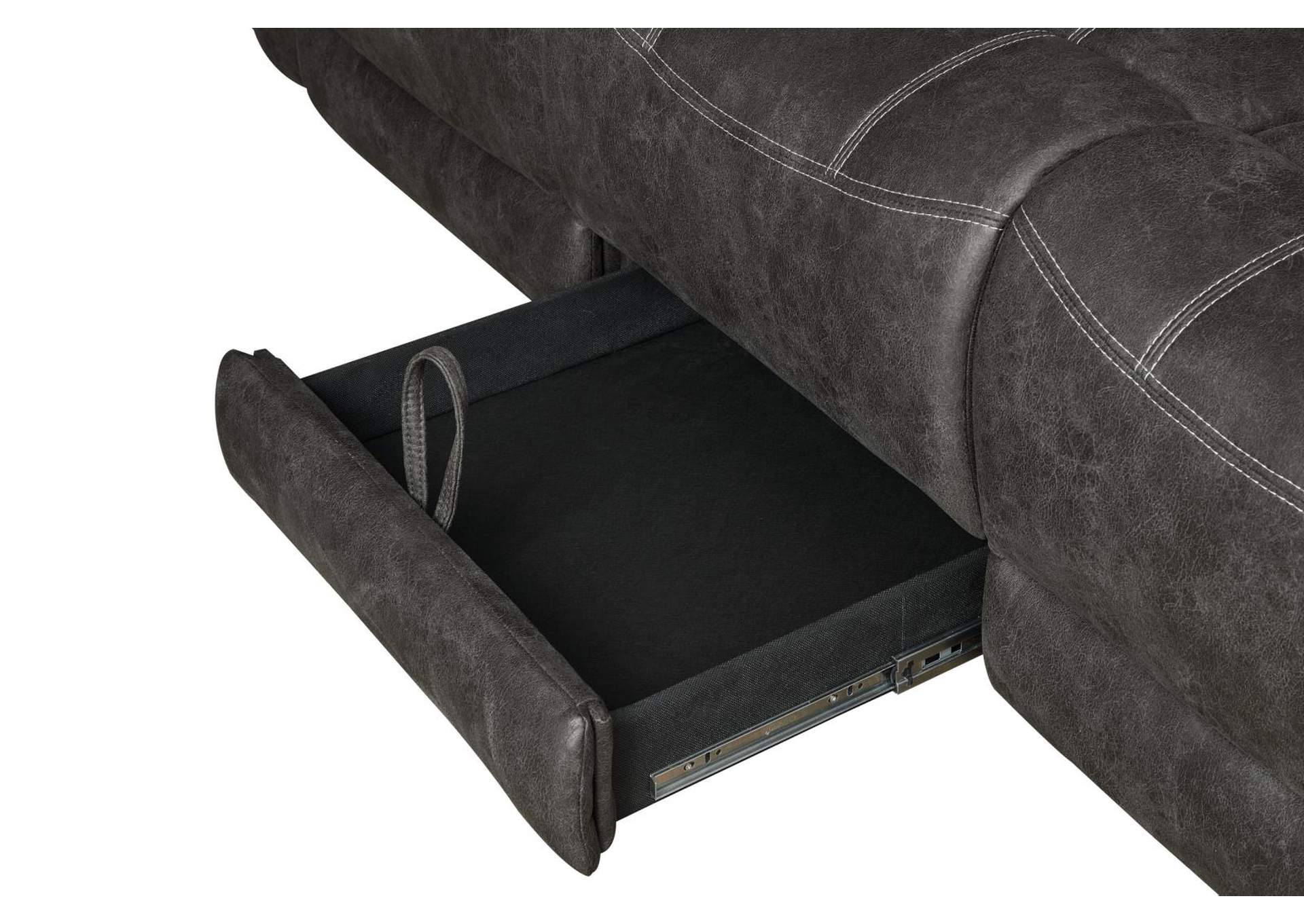 Armadillo Motion Sofa,Coaster Furniture