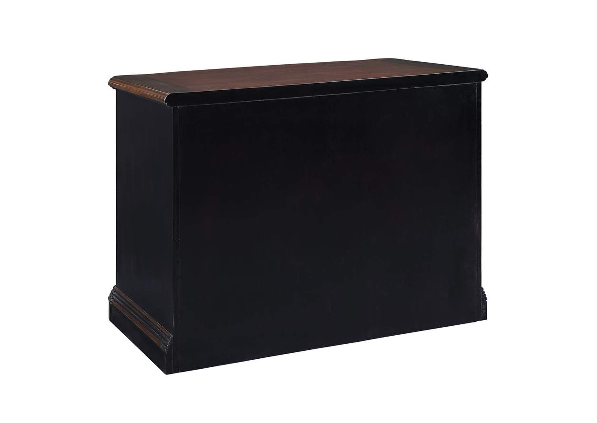 Woodsmoke Gorman Espresso File Cabinet,Coaster Furniture