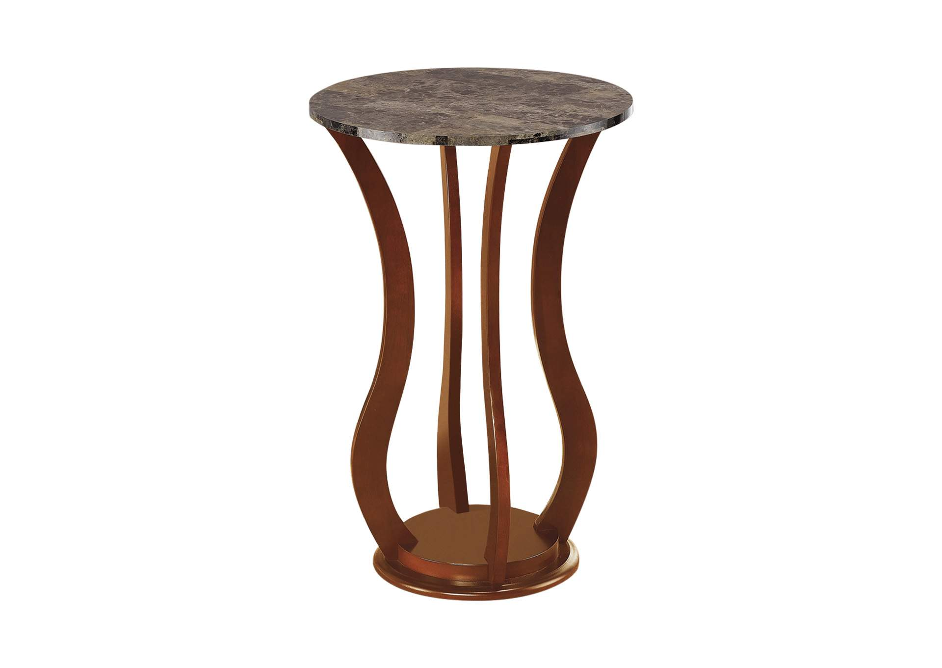 Brown Transitional Brown Accent Table,Coaster Furniture