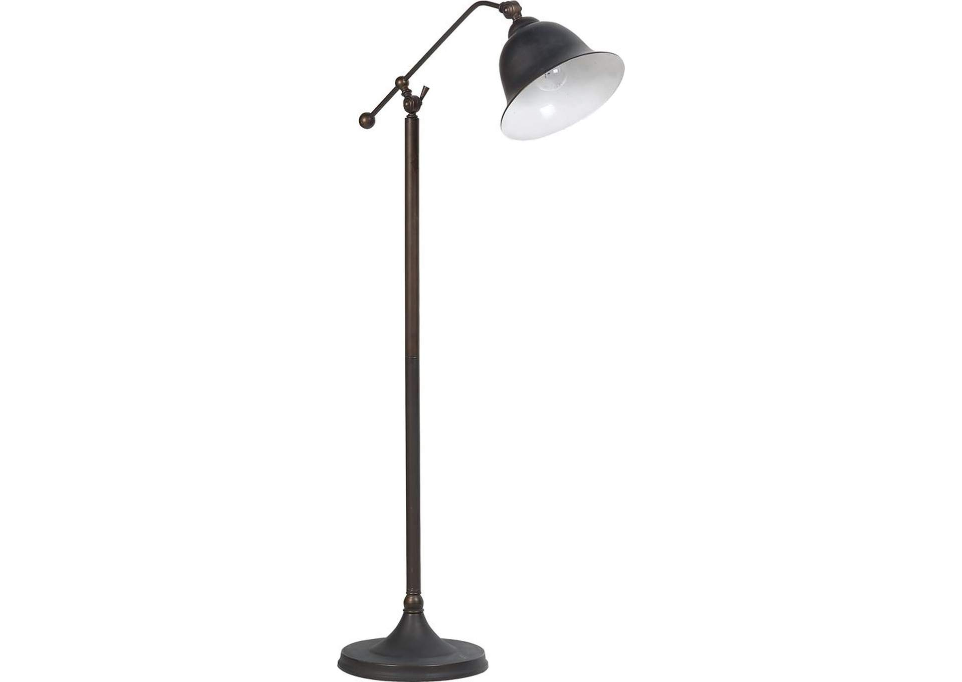 Dark Bronze Casual Dark Bronze Lamp,Coaster Furniture