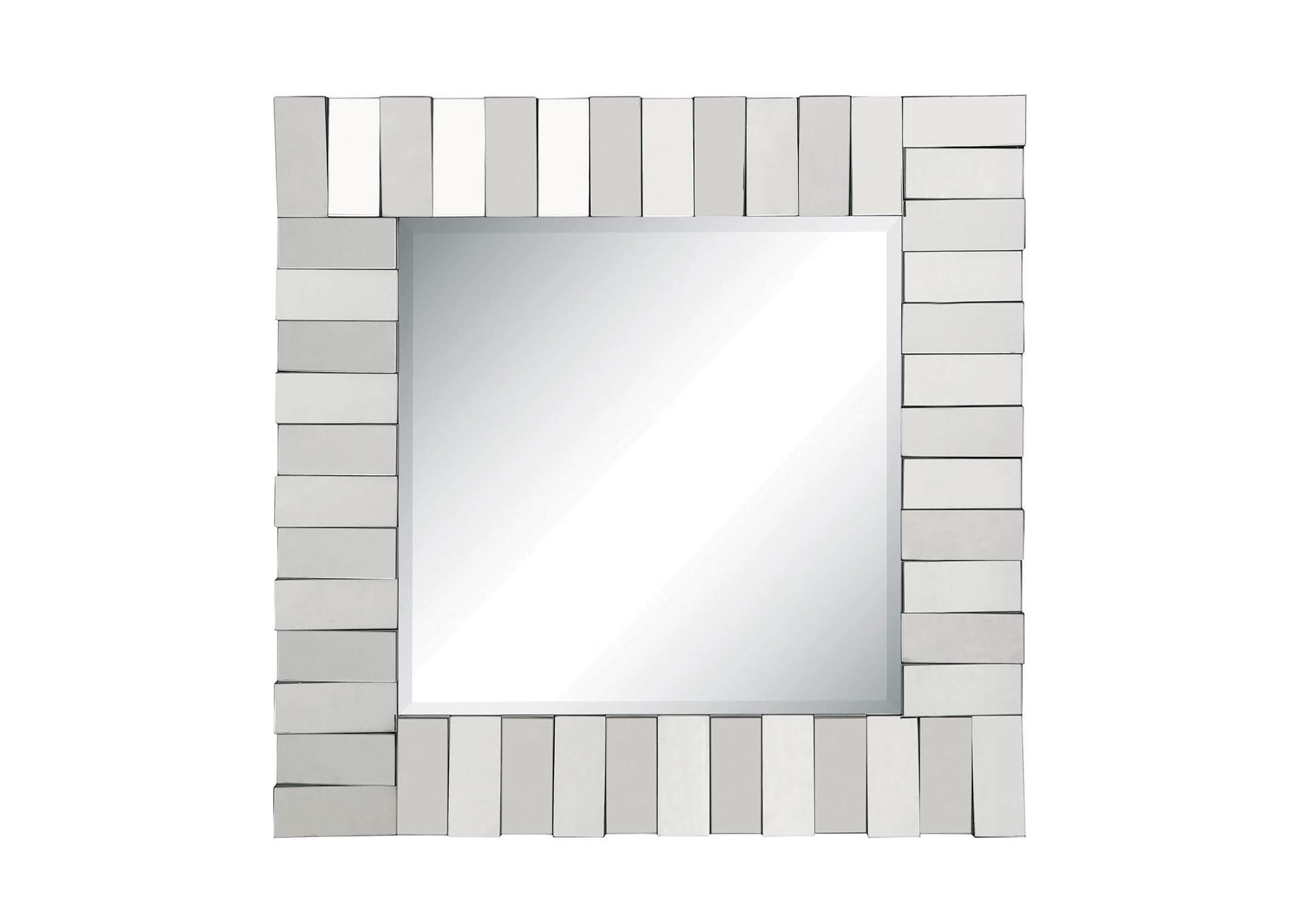 Silver Mirror,Coaster Furniture