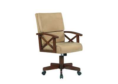 Image for Misty Moss Marietta Casual Tobacco Game Chair