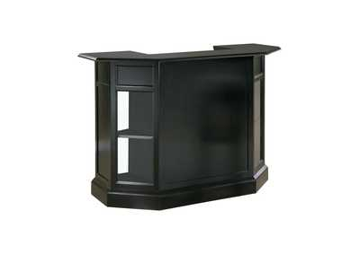Image for Heavy Metal Contemporary Black Bar Unit