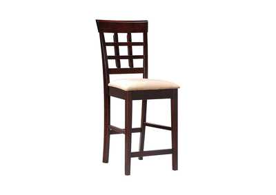 Image for Cocoa Brown Gabriel Counter-Height Chair