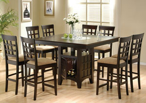Dining Table w/4 Side Chairs