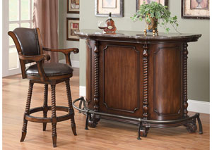 Image for Bar Unit & Bar Stool