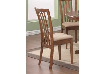 Image for Light Brown Brennan Side Dining Chair
