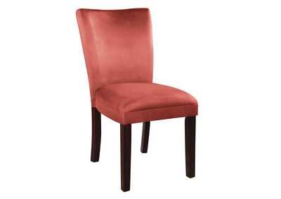 Licorice Parson Terracotta Side Dining Chair