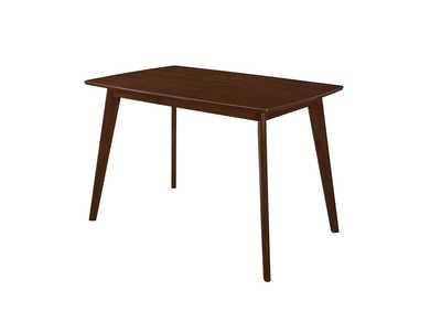 Image for Chestnut Kersey Retro Dining Table