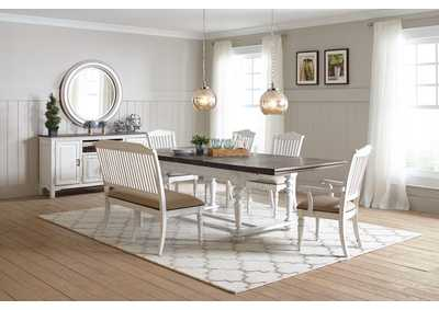 Alto 7 Piece Dining Set,Coaster Furniture